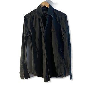 Lacoste Longsleeve Dress Shirt Size 40/ Medium